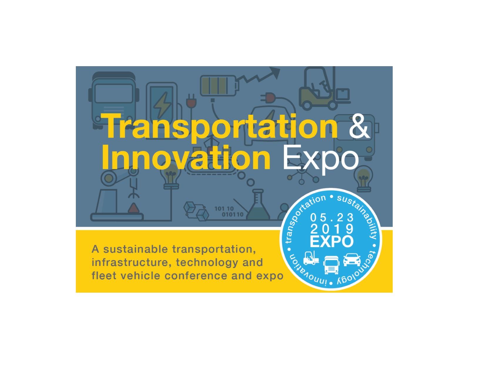 May 23, 2019) Transportation & Innovation Expo 2019 – Wisconsin